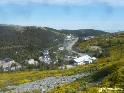 Cuerda Larga - Clásica ruta Puerto Navacerrada;integral de la pedriza tienda montana madrid rutas en